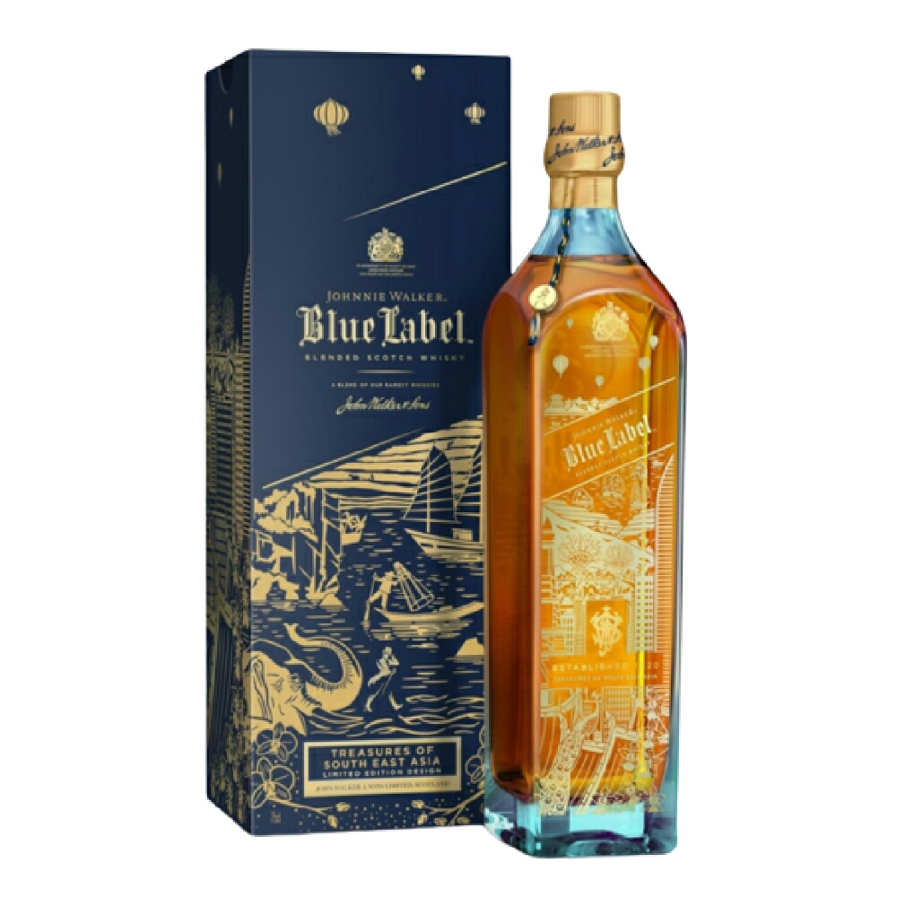 Johnnie Walker Blue Label Treasures of South East Asia