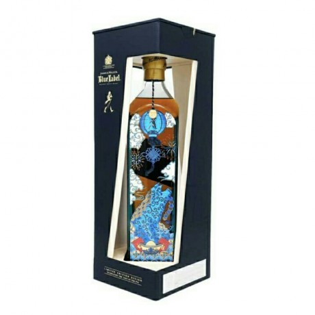 Johnnie Walker Blue Label Year Of The Pig Limited Edition 2019