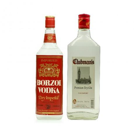 Bundle Vodka/Gin #2