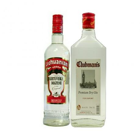 Bundle Vodka/Gin #1