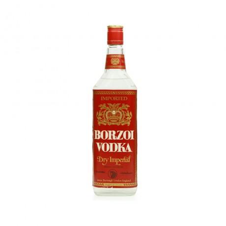 Borzoi Vodka Dry Imperial