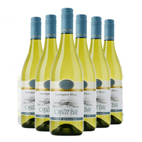 Bundle of 6 - Oyster Bay Marlborough Sauvignon Blanc 2017