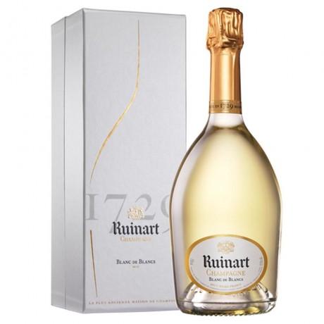Ruinart Blanc de Blancs Brut with Gift Box