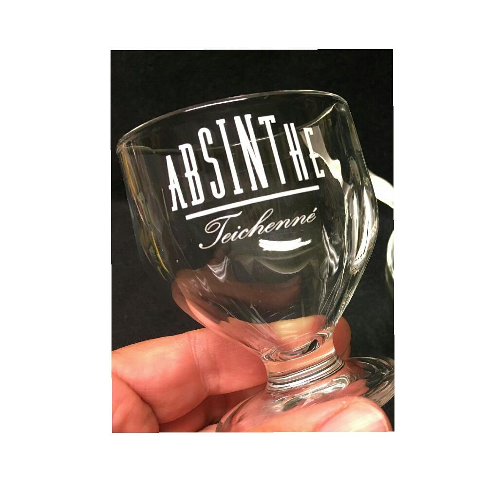 Teichenne Absinthe Glass