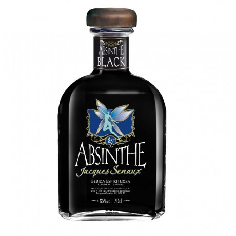 Teichenne Jacques Senaux Absinthe Black