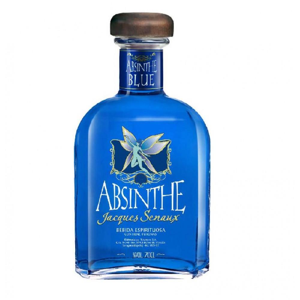 Teichenne Jacques Senaux Absinthe Blue