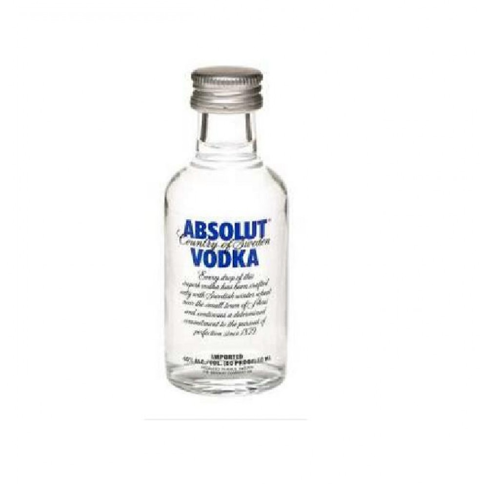 Absolut Blue Miniature